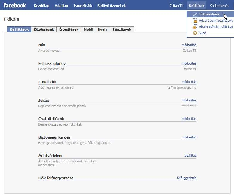 Chat a Facebook-on kívülről Digsby nevű chat programmal kezelni tudod a facebook chatjét is az MSN/Windows Live Messenger, Google talk, ICQ mellett.
