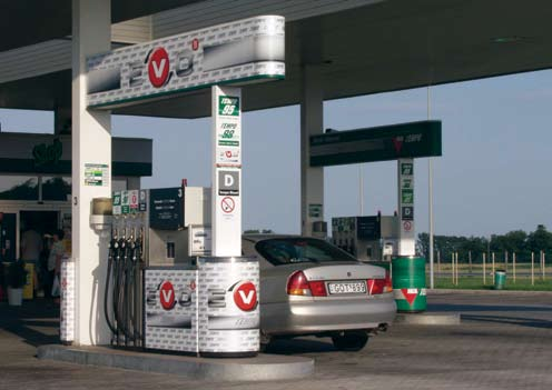 The IT system at all the 356 filling stations within Hungary has been completely overhauled in autumn, and the new Retail Information System (RIS) is now providing the most advanced services to all