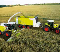 AXION 850 248 g/kwh AXION 950 249 g/kwh 220 210 g/kwh AdBlue CLAAS AXION 850 HEXASHIFT 22,5 26 * * * * 0 0 21,6 ARION 650 vs.