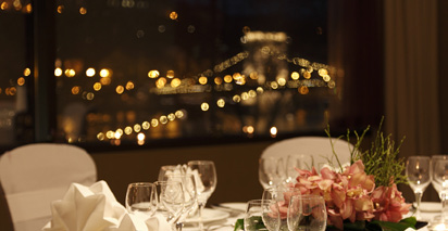 Events to remember... Throw your X mas party at the InterContinental Budapest and make it a night to remember!