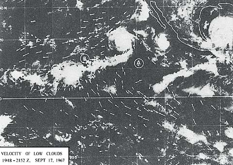 (The Use of Satellite Pictures in Weather Analysis and Forecasting, Anderson és mások, 188. o.) 18.