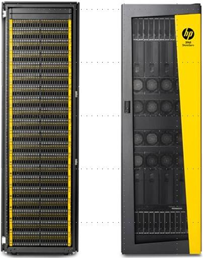 Setting the HP 3PAR StoreServ apart from the competition is an underlying architecture designed specifically to eliminate the performance bottlenecks and failure modes of traditional