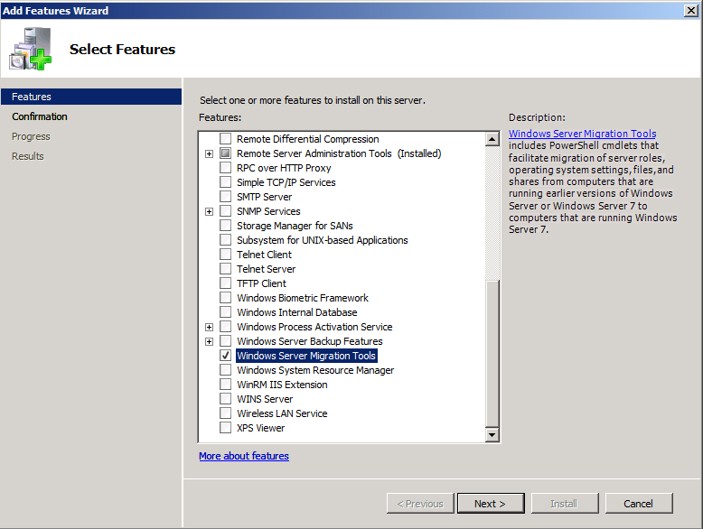WINDOWS SERVER 2008 R2 3.