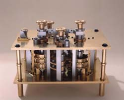 Mechanikus gépek 1837 Charles Babbage, Analytical Engine Lyukkártyákkal