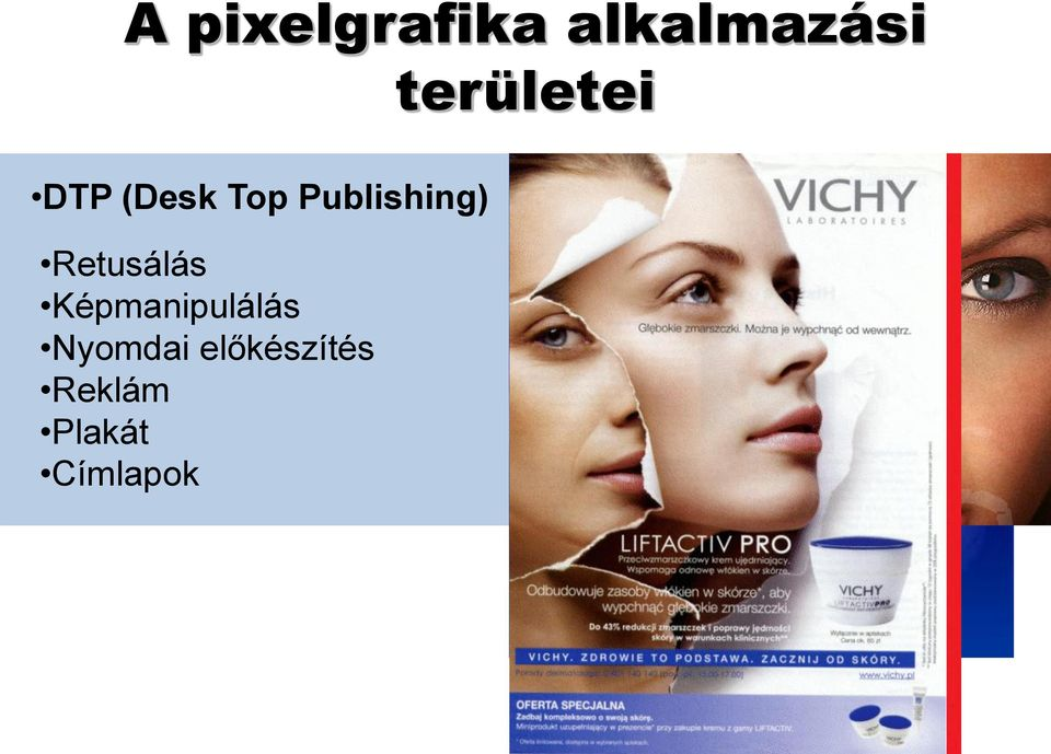 Publishing) Retusálás