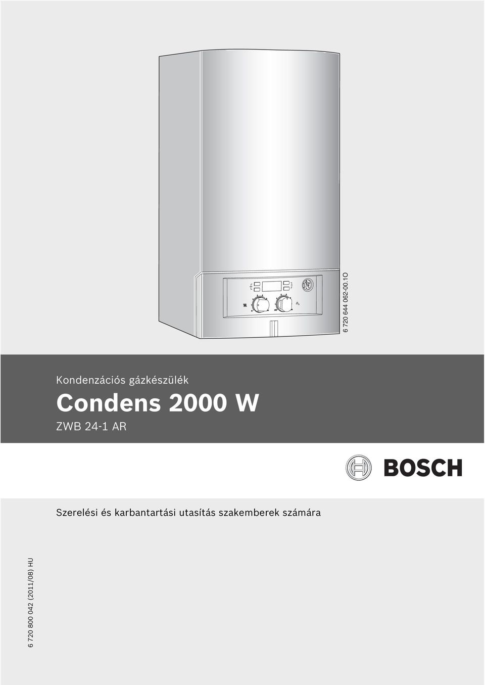 Condens 2000 W ZWB 24-1 AR