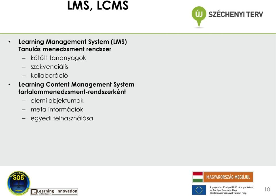 kollaboráció Learning Content Management System