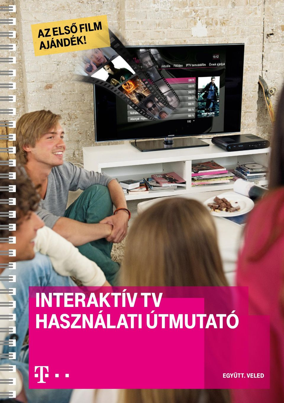 interaktív tv