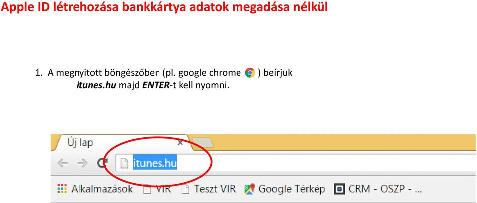 google chrome )