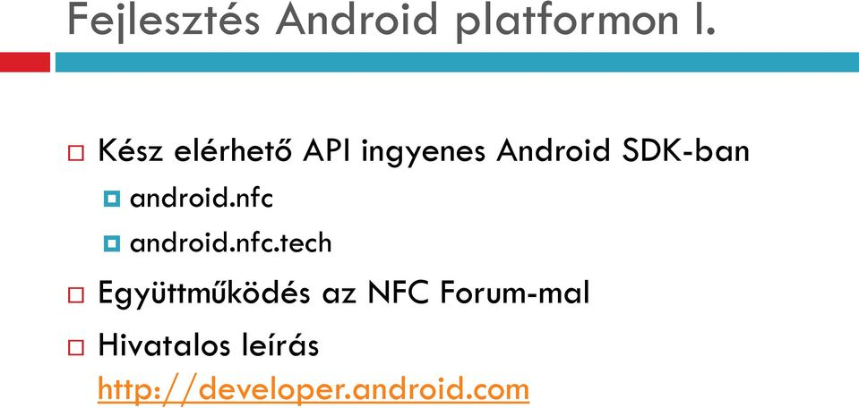 android.nfc