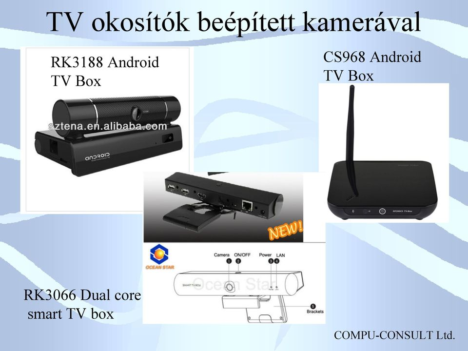 TV Box CS968 Android TV