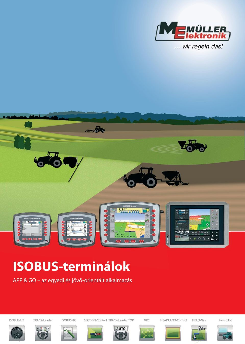 TRACK-Leader ISOBUS-TC SECTION-Control