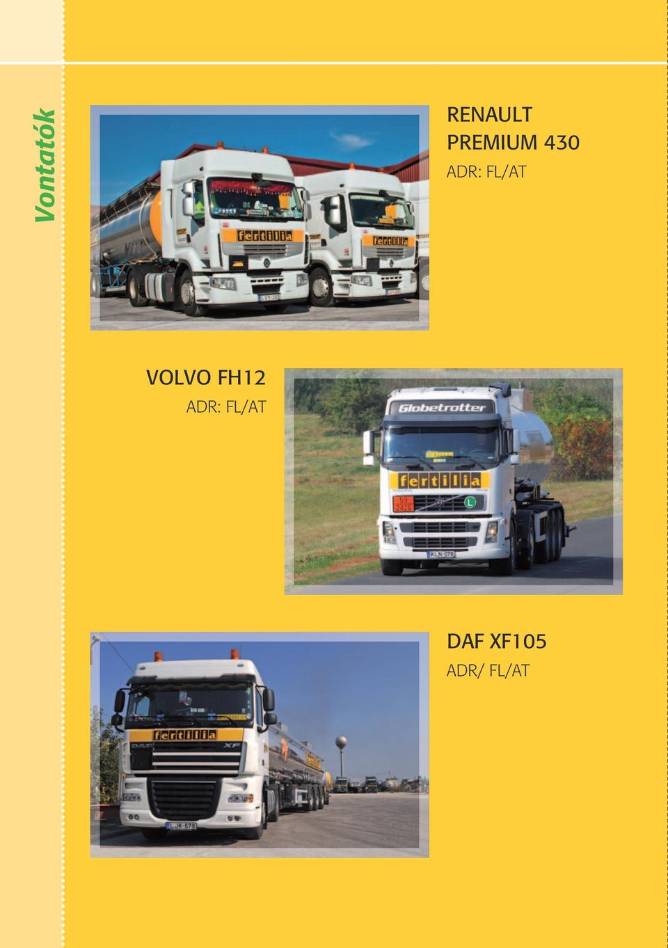 FL/AT VOLVO FH12