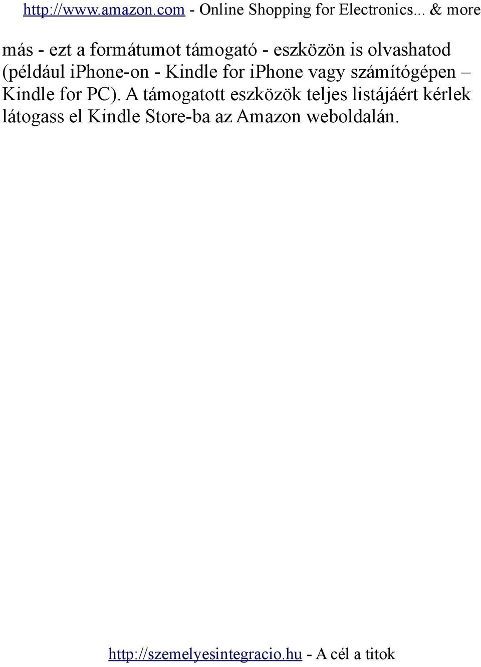 Kindle for PC).