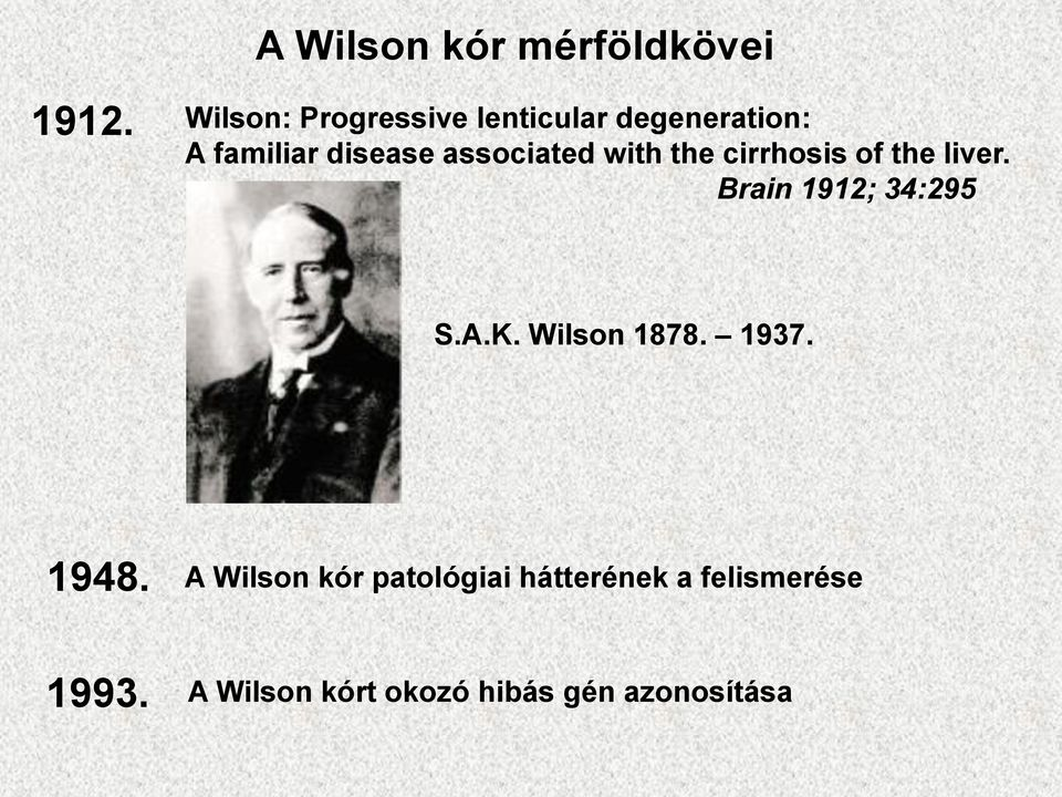 associated with the cirrhosis of the liver. Brain 1912; 34:295 S.A.K.