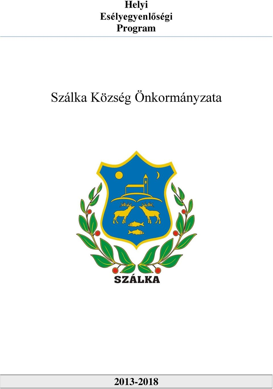 Program Szálka