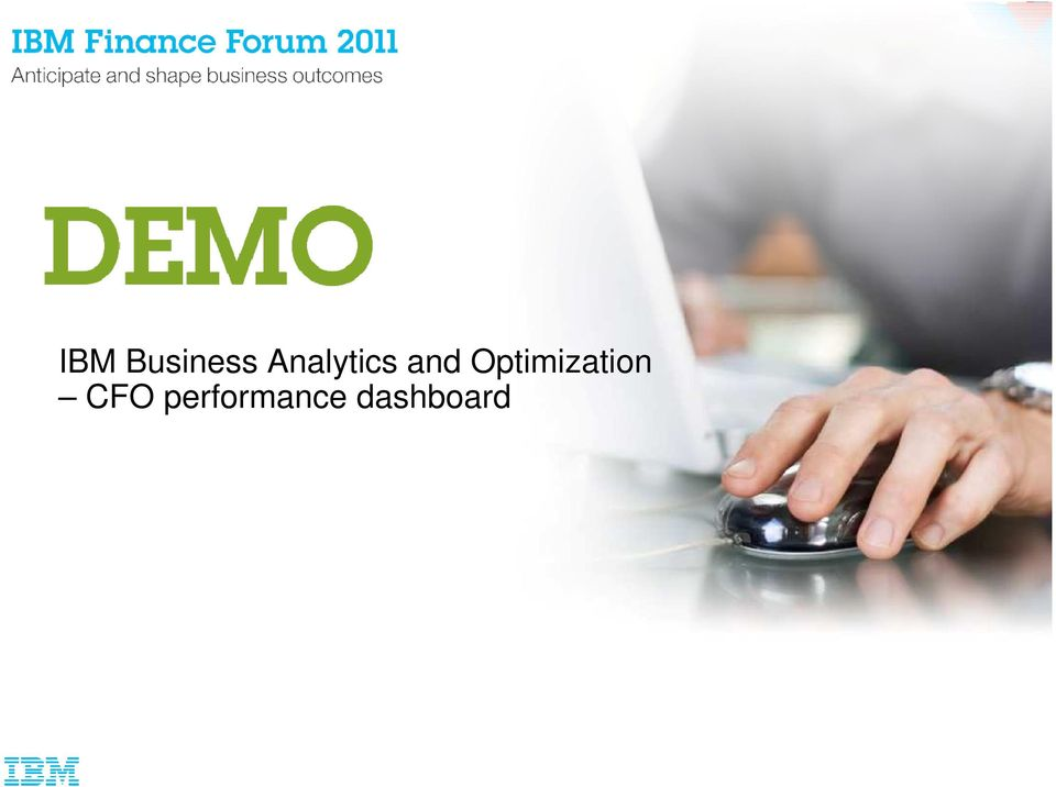 Optimization CFO