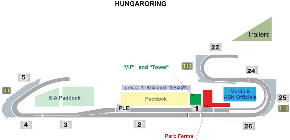 -1: KIA and TEAM Paddock PLE 1 Media