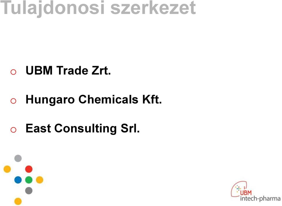 o Hungaro Chemicals