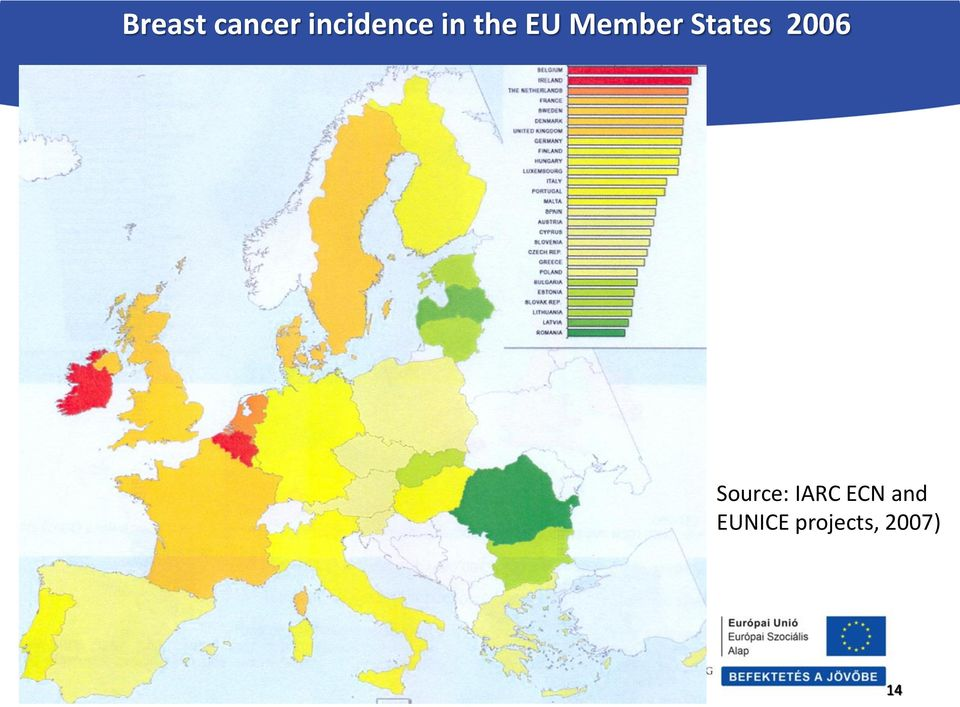 2006 Source: IARC ECN