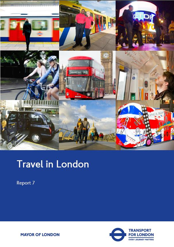 Travel in London Greater London Transport