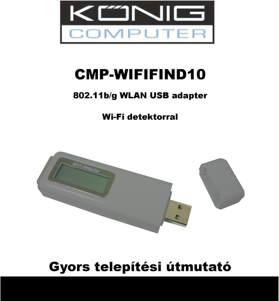 adapter Wi-Fi