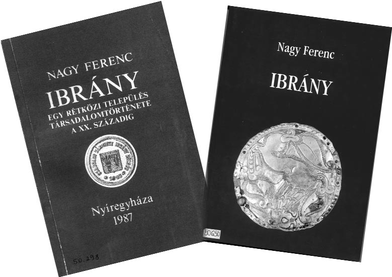 Nagy Ferenc válogatott bibliográfiája GYÖRGY KOCSIS: A Selected Bibliography of the Works by Ferenc Nagy In his selected bibliography the Archives librarian has collected the writings that he
