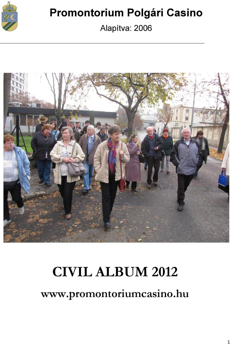 CIVIL ALBUM 2012 www.