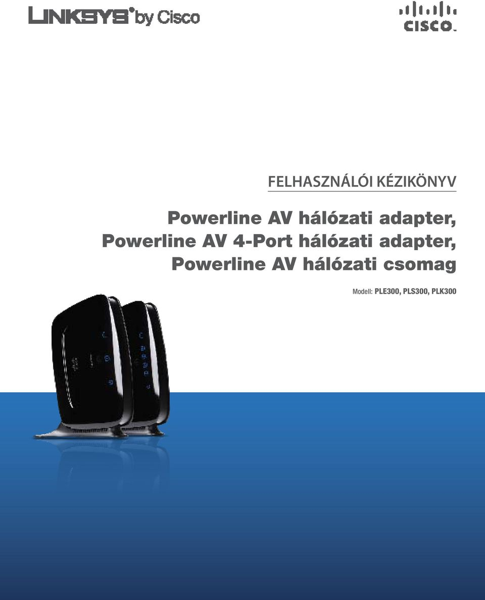 adapter, Powerline AV hálózati