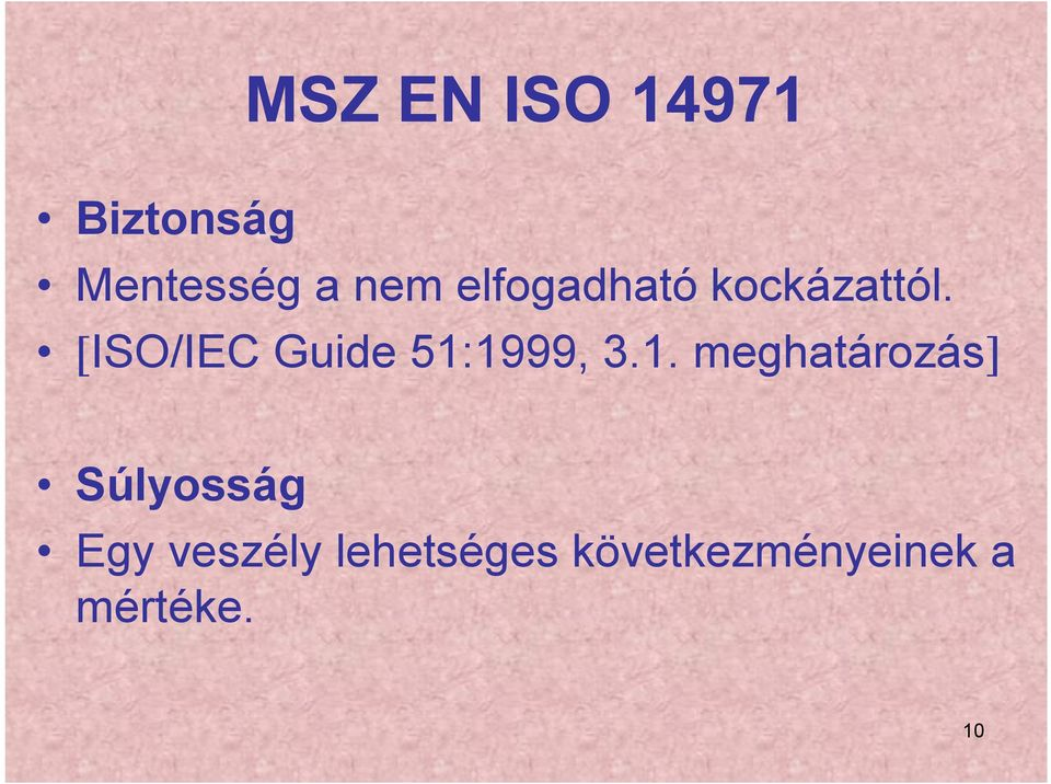 [ISO/IEC Guide 51: