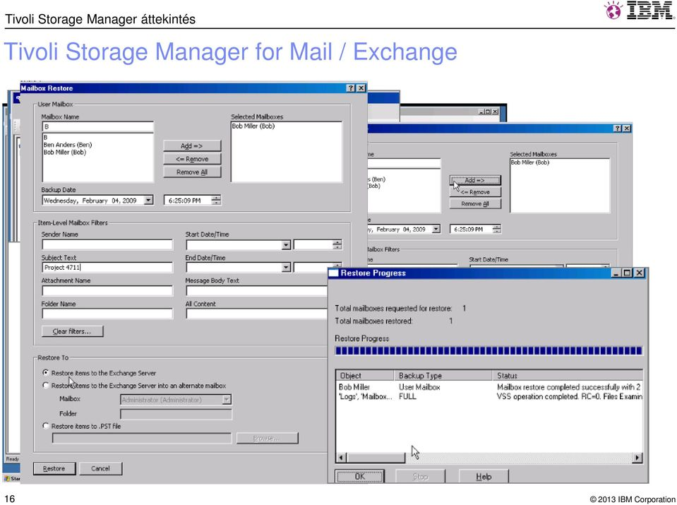 Manager for Mail /