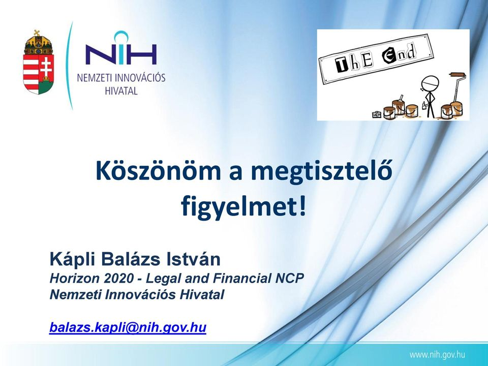 Legal and Financial NCP Nemzeti