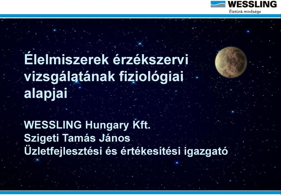 WESSLING Hungary Kft.