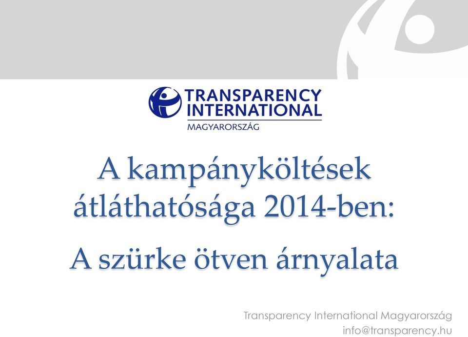 árnyalata Transparency