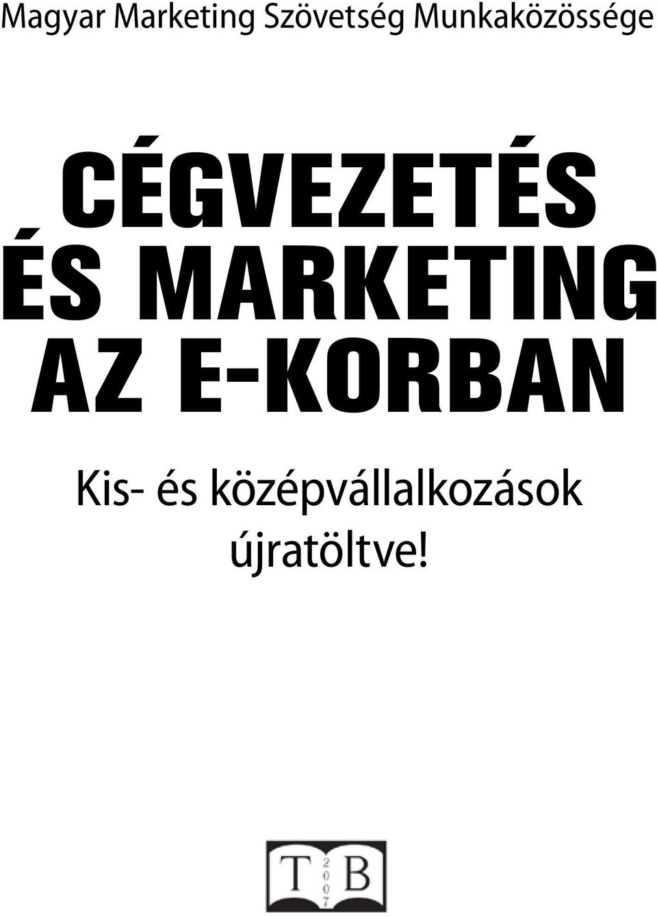 MARKETING AZ E-KORBAN Kis-
