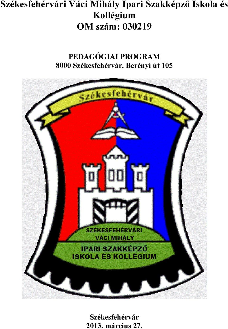 030219 PEDAGÓGIAI PROGRAM 8000