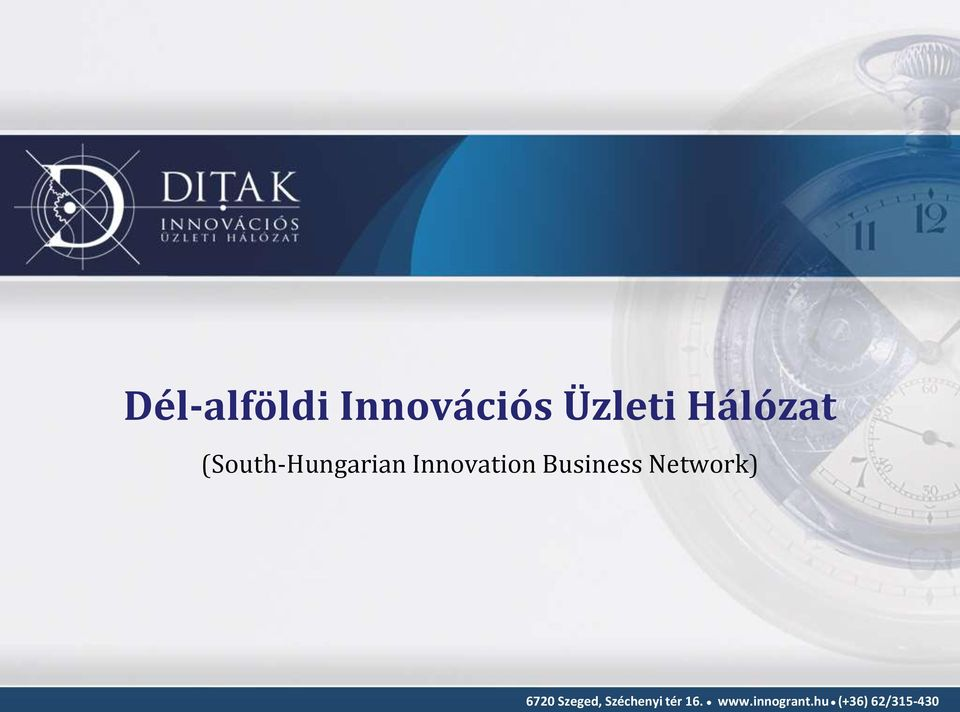 Business Network) 6720 Szeged,