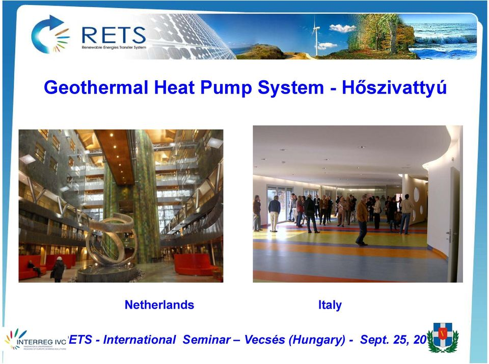 RETS - International Seminar