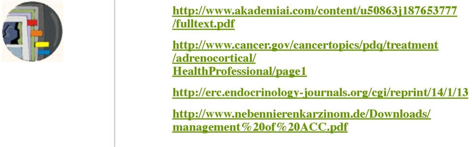 gov/cancertopics/pdq/treatment /adrenocortical/