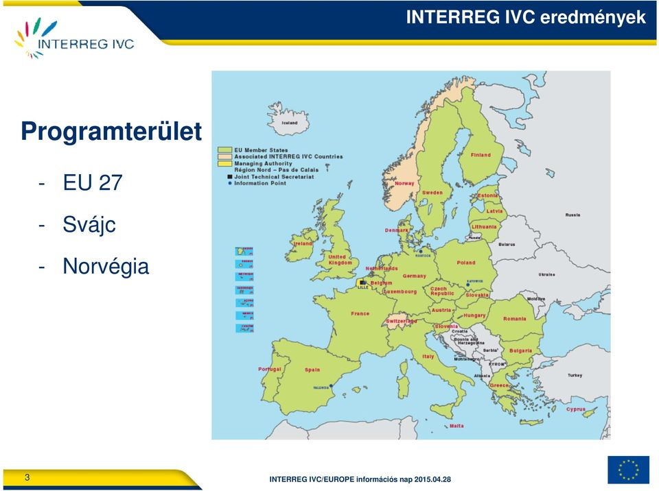 SMART IVC/EUROPE CAFE, 2014.