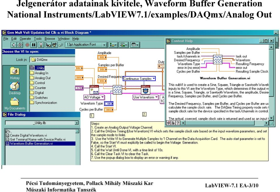 National Instruments/LabVIEW7.