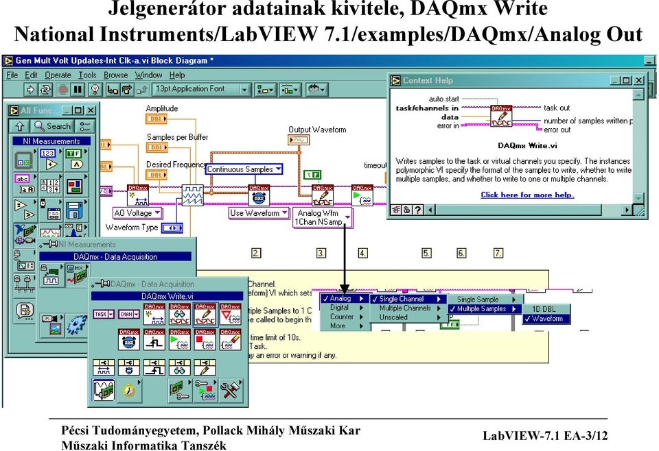 Instruments/LabVIEW 7.