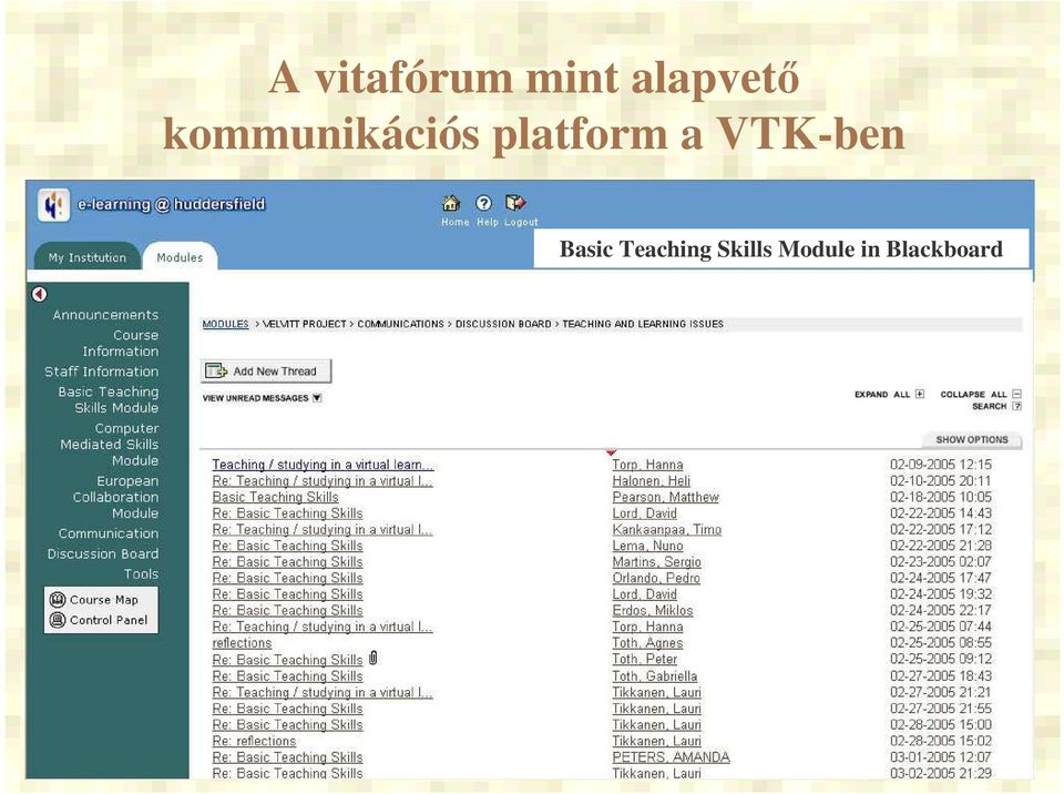VTK-ben Basic Teaching