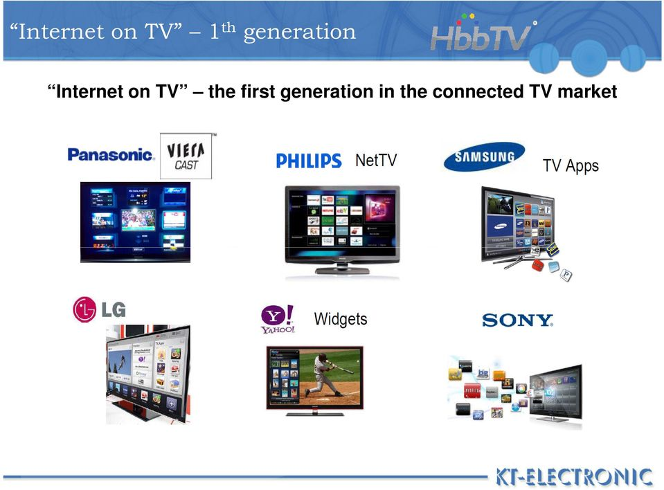 TV the first generation
