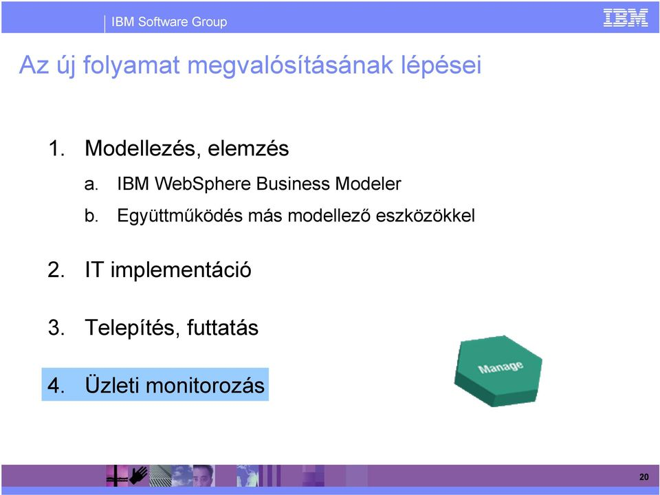 IBM WebSphere Business Modeler b.