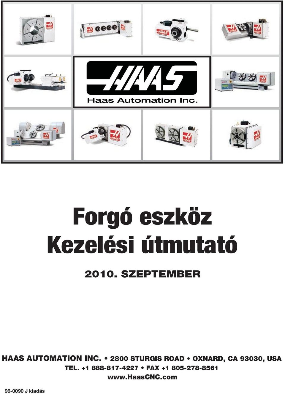 haas service and operator manual archive rotary operators manual rh docplayer hu Standard Operating Manual Instruction Manual