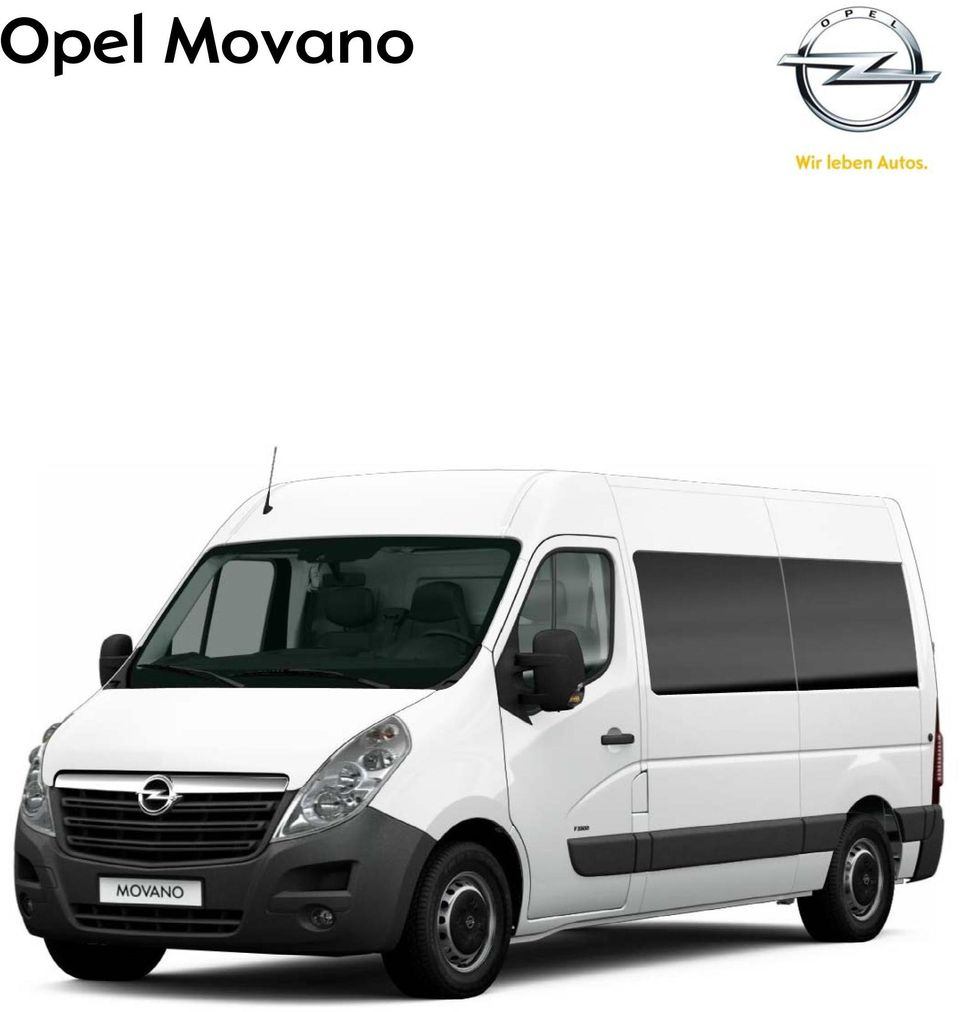 opel movano combi bus pdf. Black Bedroom Furniture Sets. Home Design Ideas