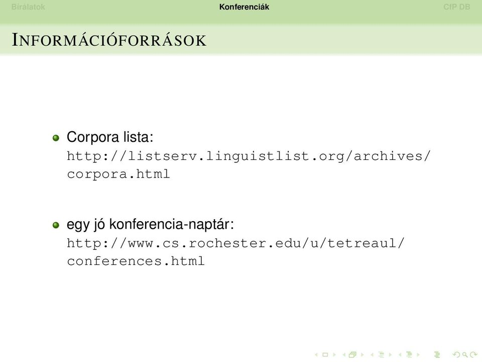 org/archives/ corpora.
