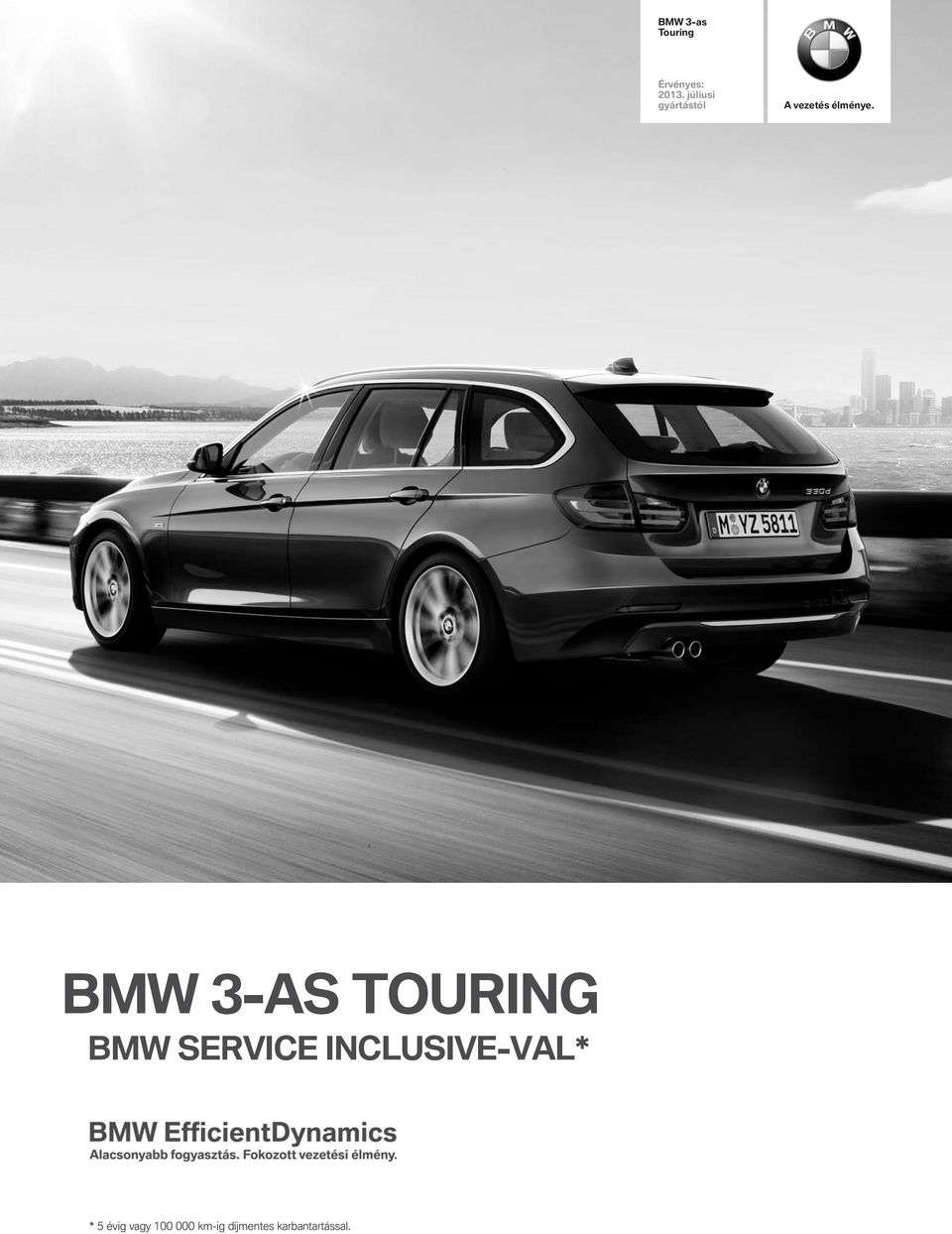 BMW 3-aS touring BMW SERVICE