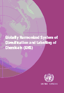 GHS Globally Harmonized System of Classification and Labelling of Chemicals 1992, Egyesült Nemzetek Környezetvédelmi és Fejlesztési Konferencia (UNCED), Agenda 21 19.